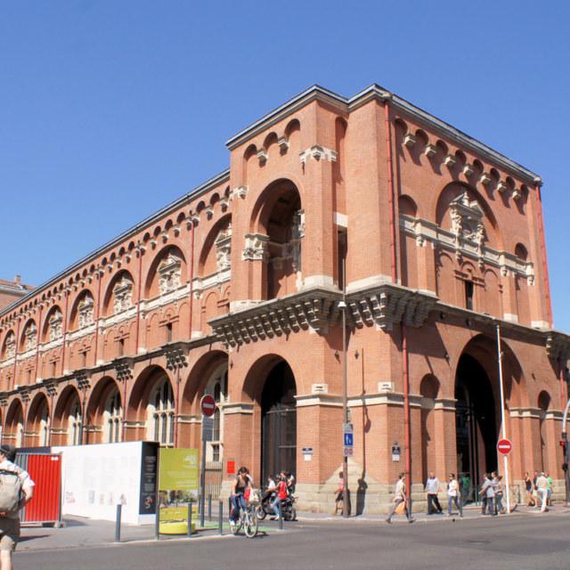 Musée des Augustins, vue de l'exterieur